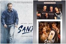 Sonam Kapoor Relives Memories of Sanju with Ranbir Kapoor and Raju Hirani as Film Clocks 3 Years