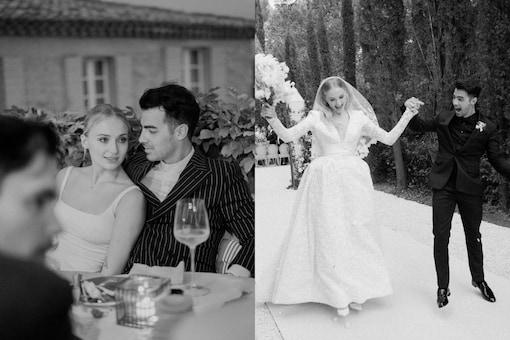 Sophie Turner, Joe Jonas Share Never-Before-Seen Pics to Celebrate 2 Year Wedding Anniversary