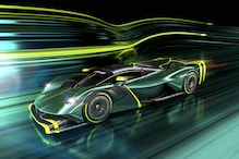 Aston Martin Valkyrie AMR Pro Track-Only Hypercar Revealed With 1000-hp Output