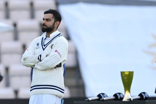 Virat Kohli is still searching for his first ICC trophy as India captain (AFP Photo)