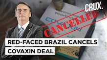 Brazil Cancel Bharat Biotech's Contract For Vaccine, The Indian Firm Refutes