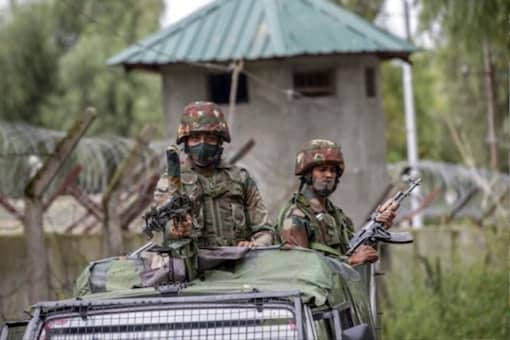 The quadcopter was spotted by troops in Pallanwaka sector. (Image for representation)