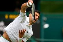 Novak Djokovic Past Kevin Anderson into Wimbledon Last 32 Despite More Falls
