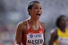 World 400m Champion Salwa Eid Naser Gets Two-year Doping Ban, Misses Tokyo Olympics