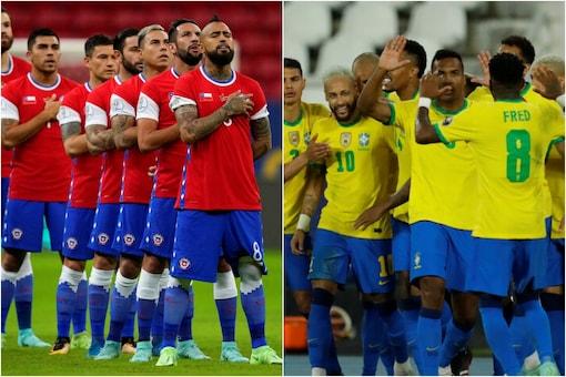 Neymar And Sanchez Return For Copa America Knockout Match (AP)