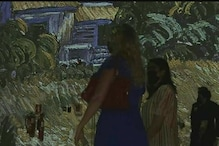 Van Gogh's Masterpieces Projected on Walls, Floor of Dubai Shopping Centre