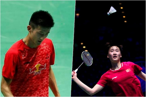 Chen Long, Chen Yufei Included in China's 14-member Badminton Squad (Reuters)