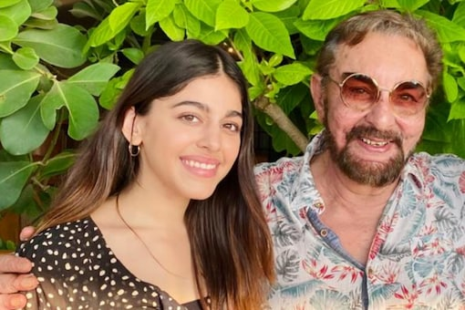 Kabir Bedi Tells Granddaughter Alaya F 'I Survived Enormous Success and Bankruptcy in America'
