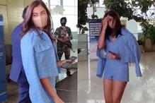 Pooja Hegde Arrives in Chennai to Resume Shoot for Vijay's Beast