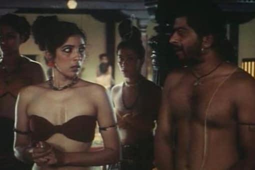 Neena Gupta Revisits Memories with Her Utsav Co-star Shankar Nag