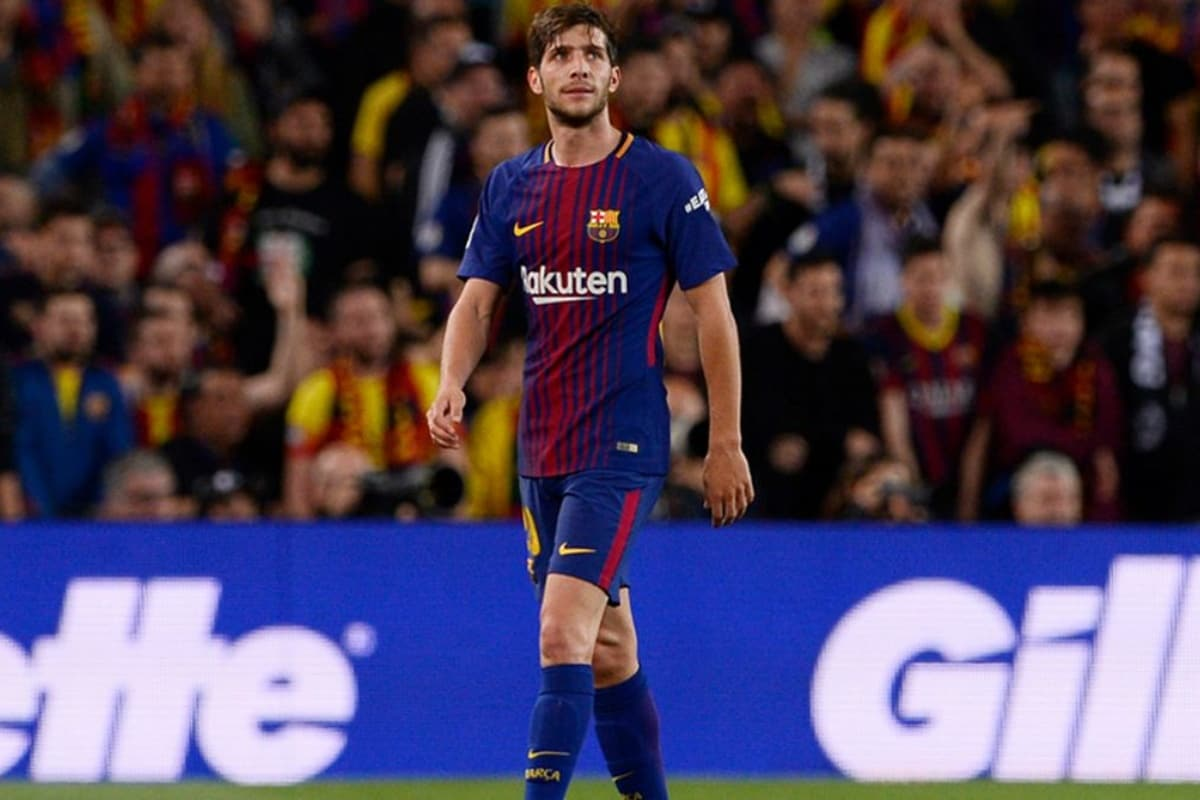 Barcelona Put Sergi Roberto on Transfer List, Manchester City Among Others Offered a Chance to Sign the Spaniard