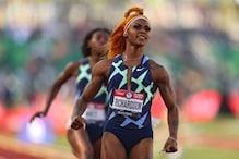 US Sprinter Sha'Carri Richardson Confirms Positive Marijuana Test