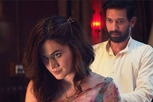 Haseen Dillruba Movie Review: Vikrant Massey, Taapsee Pannu are Compelling in This Thriller