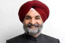 Indian Ambassador in US Taranjit Singh Sandhu Interacts with White House Fellows