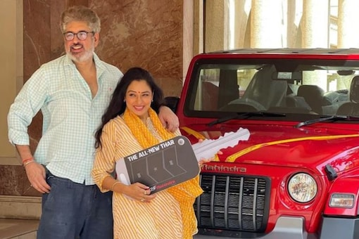Anupamaa Star Rupali Buys Luxury Car Worth Rs 14 Lakh, Says 'Be Indian Buy Indian'