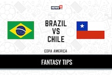 BRA vs CHI Dream11 Team Prediction: Check Captain, Vice-Captain and Probable Playing XIs for Today's Copa America 2020 match, July 3 05:30 AM IST