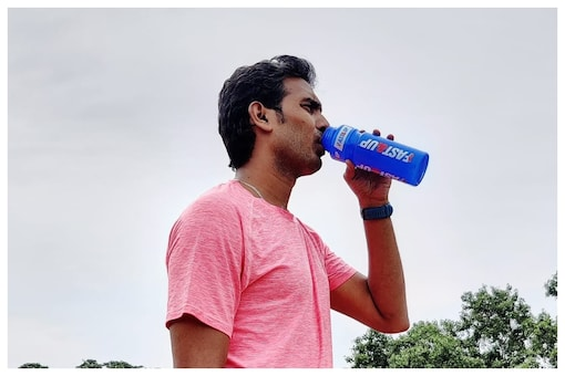 Sharath Kamal Achanta Associates With India's Fastest Growing Sports Nutrition Brand Fast&Up