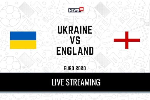 Euro 2020 Ukraine vs England