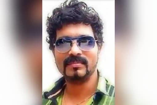 Kannada filmmaker Suryoday Perampalli, whose 20-year-old son Mayur died due to a road mishap.