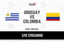 Copa America 2021 Uruguay vs Colombia LIVE Streaming: When and Where to Watch Online, TV Telecast, Team News