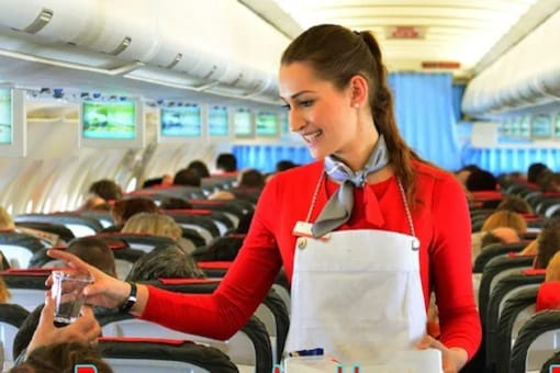 Career After Class 12: Here's How To Become An Air Hostess