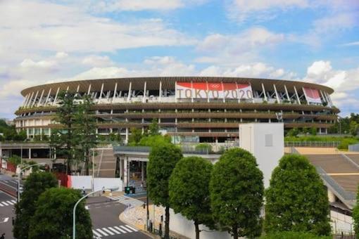 Tokyo Olympics (AP Photo)