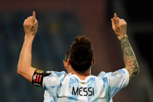 Lionel Messi has been in sublime form (AFP Photo)