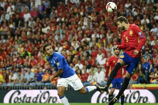Will we see another epic when Italy and Spain square off at Euro 2020 semis? (AFP Photo)