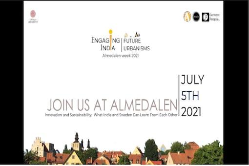 52nd Almedalen Week, Sweden's marquee annual event.