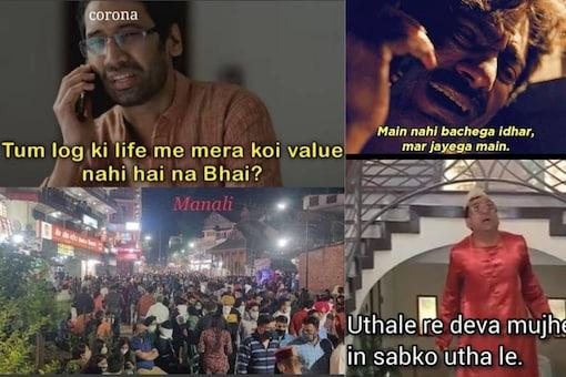 Image Credits: Twitter/@Viklicks0007, @DoctorrSays, @Kuch_nahi_rakha