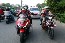 'Call of Duty': Indonesian Team of Bikers Brave Covid-19 Surge to Escort Ambulances