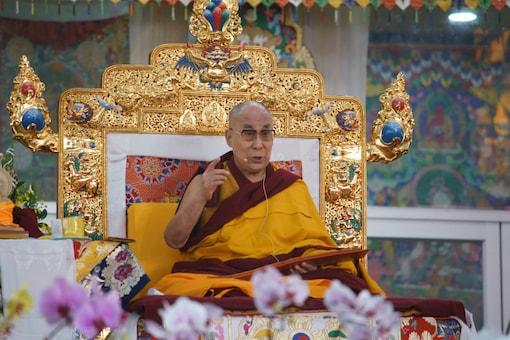 Dalai Lama. (Image: Shutterstock)