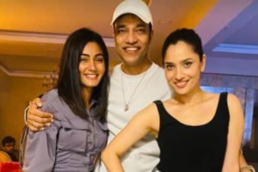 Khatron Ke Khiladi 11: Ankita Lokhande, Vicky Jain Host Party for Sana Makbul