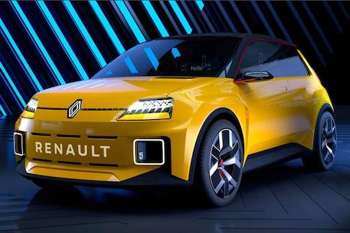 Renault 5 EV prototype. (Photo: Renault)