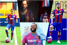 Barcelona Can't Register Aguero, Depay or Sign Lionel Messi for New La Liga Season After Exceeding Salary Cap