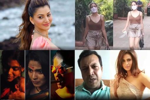 Urvashi Rautela Reacts to Aamir Khan-Kiran Rao Divorce, Mira Rajput Trolled For Wearing a Skirt