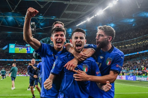 Italy reached the final of Euro 2020. (Photo Credit: AP)