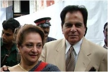 Dilip Kumar was Conscious of the 22-Year Age Difference Between Him and Saira Banu