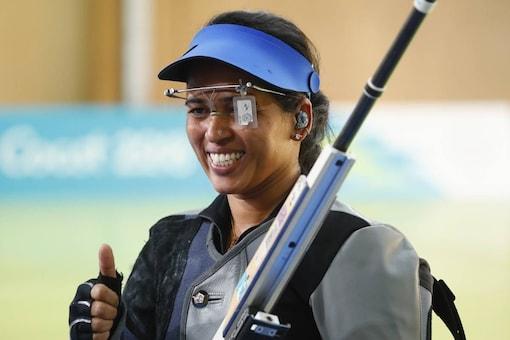 Tejaswini Sawant (Reuters Photo)