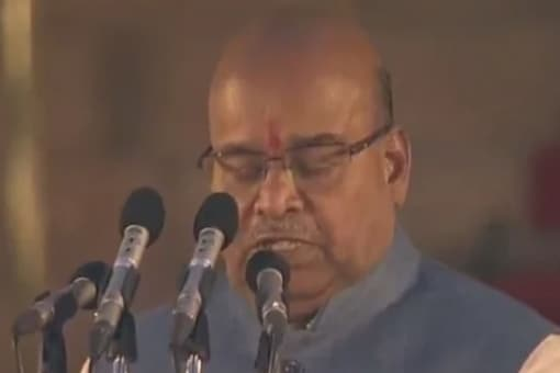 Thaawarchand Gehlot.