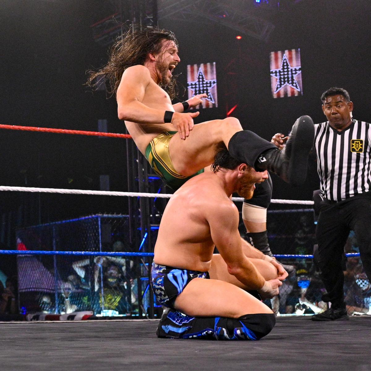 """Panama Sunrise and Last Shot from Cole gave the self-proclaimed """"Greatest Superstar in NXT history"""" another unforgettable triumph"""