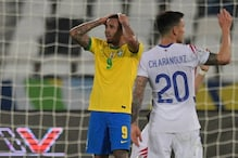 Brazil's Jesus Out of Copa America Final Due to Suspension