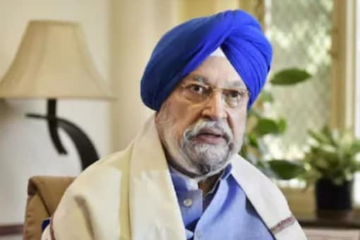 Hardeep Singh Puri was accused of trying to assault TMC MP Shantanu Sen in Parliament session on July 22.