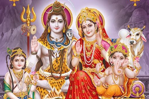It is also believed that the Maha Shivratri marks the wedding anniversary of Shiva (Purusha - mindfulness) and Parvati (Prakriti - nature). (Image: Shutterstock)