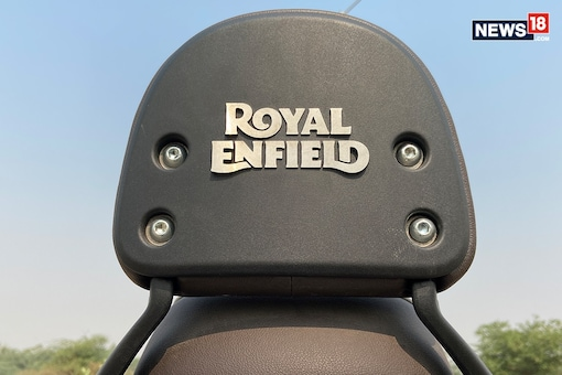 Royal Enfield's international ascent began with the release of the Interceptor 650 and Continental GT 650. Its retro-styled, twin-cylinder motorcycles have been praised by aficionados globally. (Image: Manav Sinha/ News18)