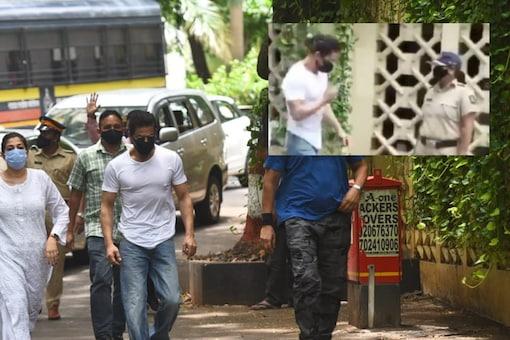 Shah Rukh Khan / News18.