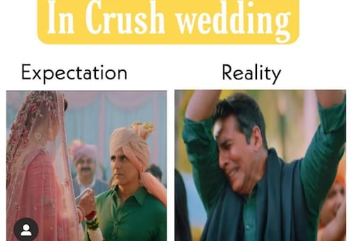Akshay Kumar Has Best Reaction to Hilarious Memes on Filhaal 2 Mohabbat Song