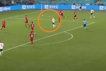 Euro 2020, England vs Denmark: Fans Spot Second Ball on Pitch, Ask Why Wasn't Play Halted