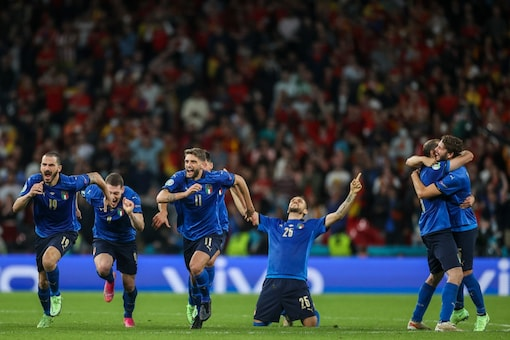 Italy (Photo Credit: Euro 2020)
