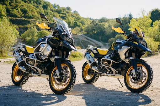 The BMW R 1250 GS and the BMW R 1250 GS Adventure. (Photo: BMW Motorrad)